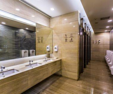 restroom cra
